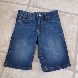 Lee Boy's Extreme Motion Denim Shorts, Size 7